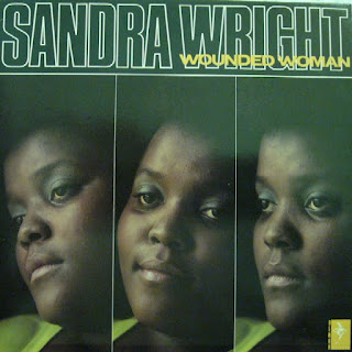 SANDRA WRIGHT - WOUNDED WOMAN (1975)