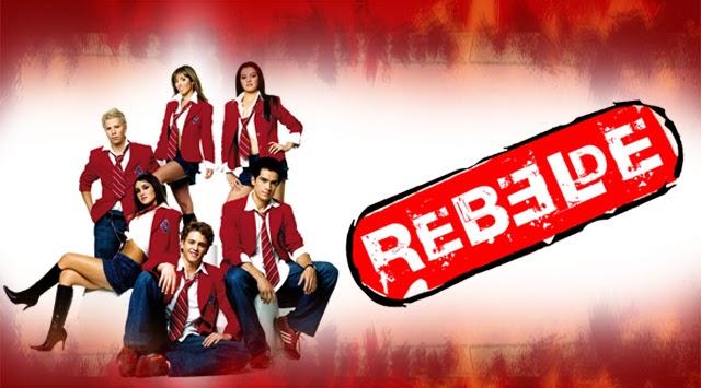 Novela : Rebelde  Episodio 18  SDTV