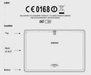 Tablet Samsung Galaxy 12.2 inch muncul di situs FCC
