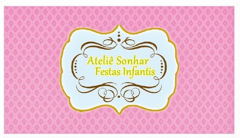 Ateliê Sonhar  Festas Infantis