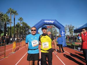 XII Mitja Marató Algemesi 2012