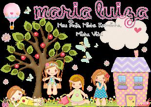 Visitem o cantinho do meu anjo maria Luiza!