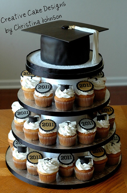 Cupcake Design For Graduation : Sure Fit Slipcovers: Ideas For A Memorable Graduation Party