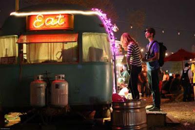 Everfest food trailer