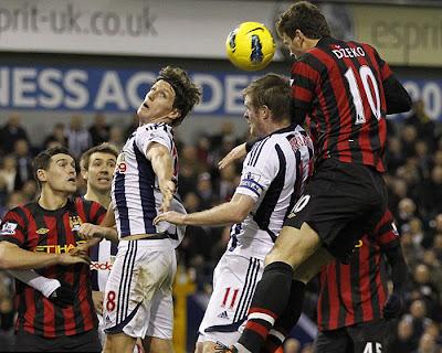 WBA 0 - 0 Manchester City (3)