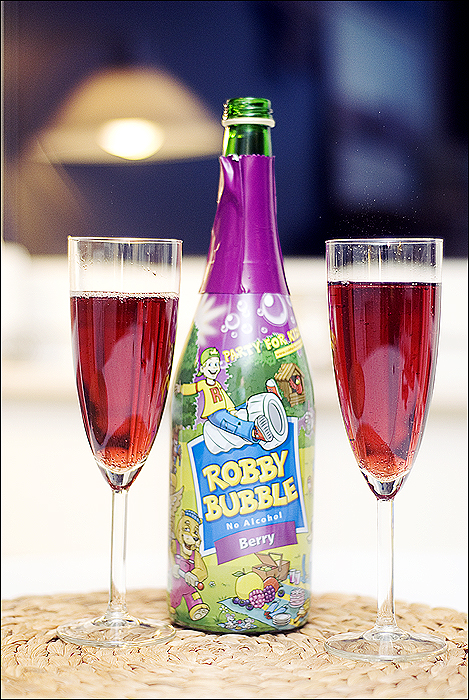 Robby Bubble; Kindersekt