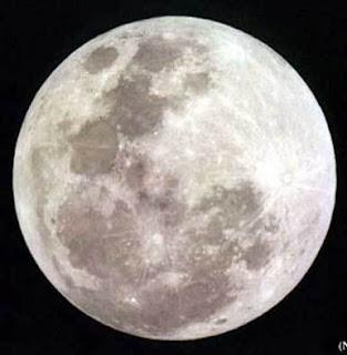 News : Kandungan Es Ditemukan di Bulan
