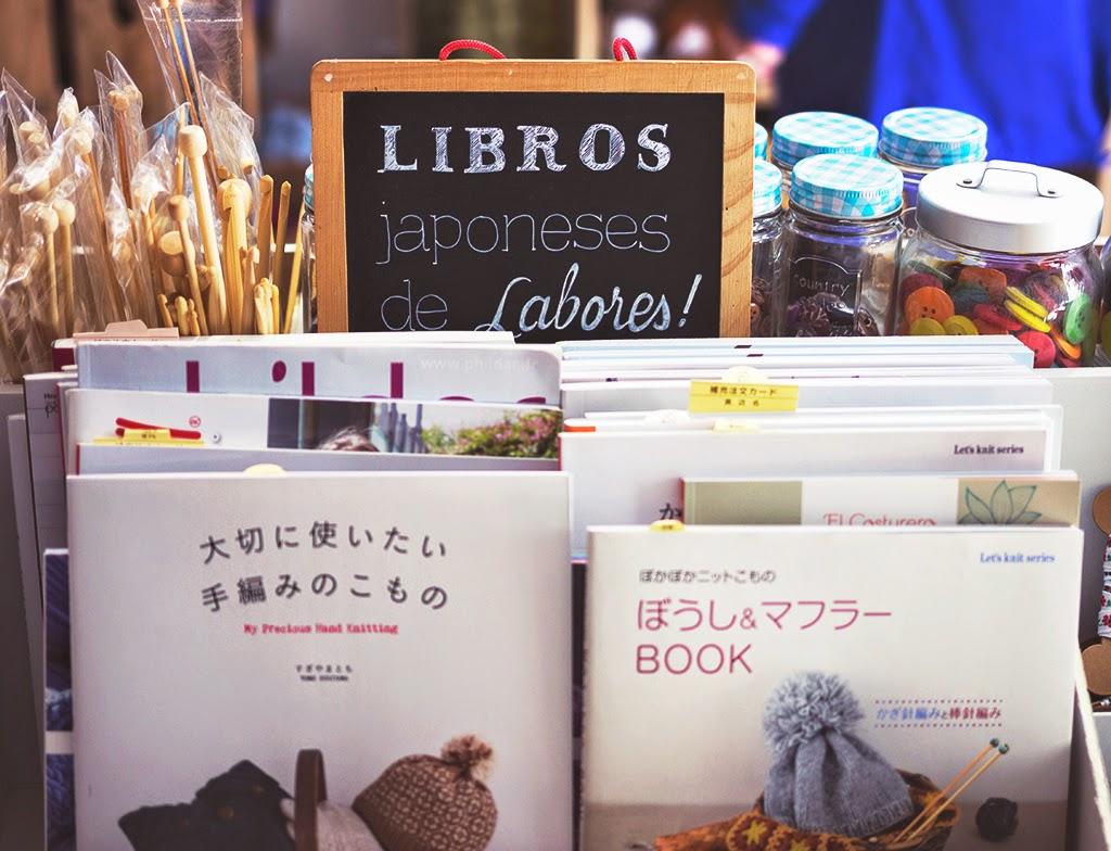 Libros de costura japoneses