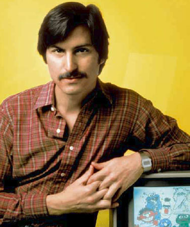 Steve Jobs history