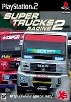 Free Download Games super truck racing II PCSX2 ISO Untuk KOmputer Full Version  ZGASPC