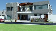 Design Front Elevation House Pakistan