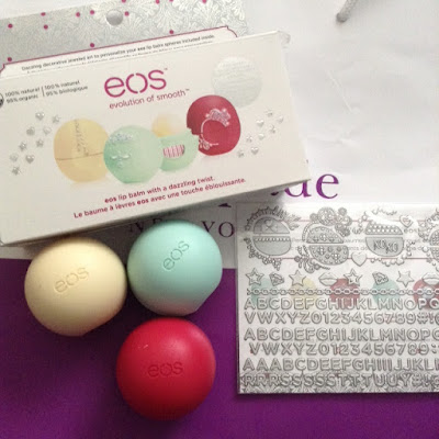 eos 2015 holiday limited edition #2015ChristmasGiftGuide