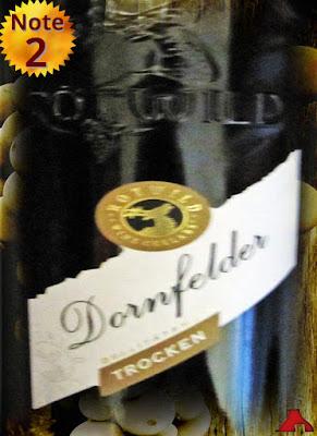 Rotwild Wine Cellars Dornfelder Pfalz 2014