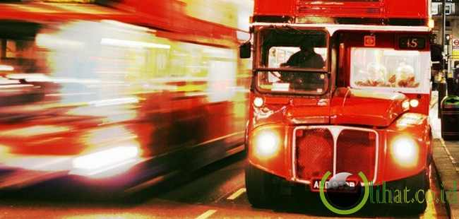 Bus hantu London