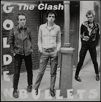 Portada del pirata Golden Bullets de The Clash (2001)