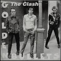 Portada del pirata Golden Bullets de The Clash (2001)