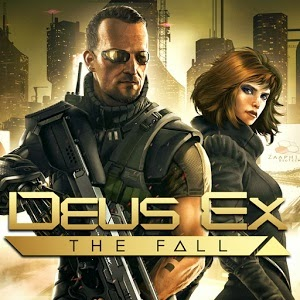Free Download Deus Ex: The Fall Full Version APK + Data