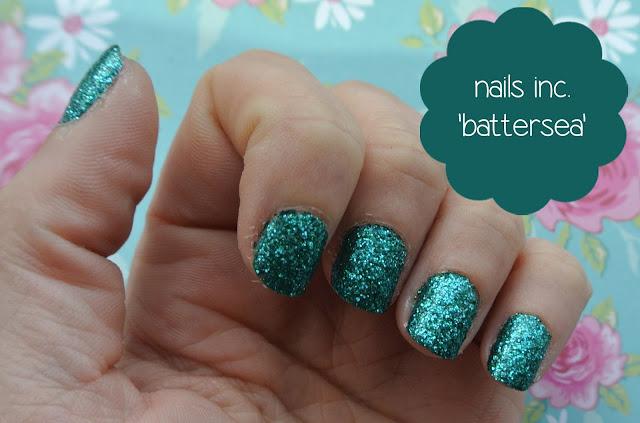 nails inc battersea