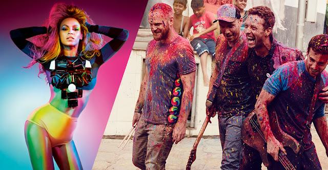 Beyoncé se unirá a Coldplay en el show de medio tiempo del Super Bowl 2016.