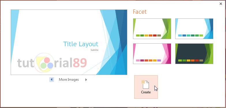 Cara menambahkan animasi di powerPoint
