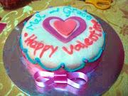 Mel's Heart Cake