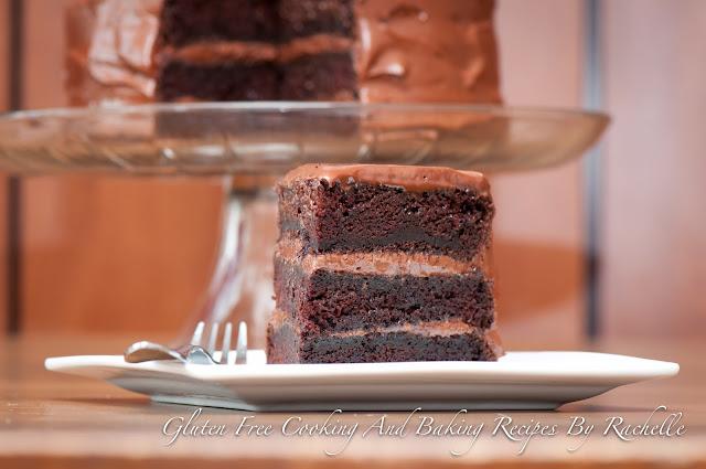 Gluten free Dairy free Chocolatey Cake