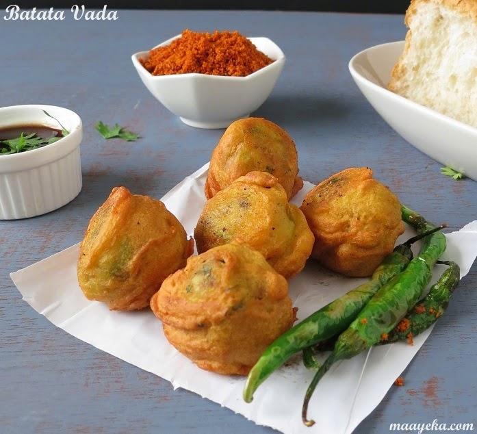 how to make batata vada