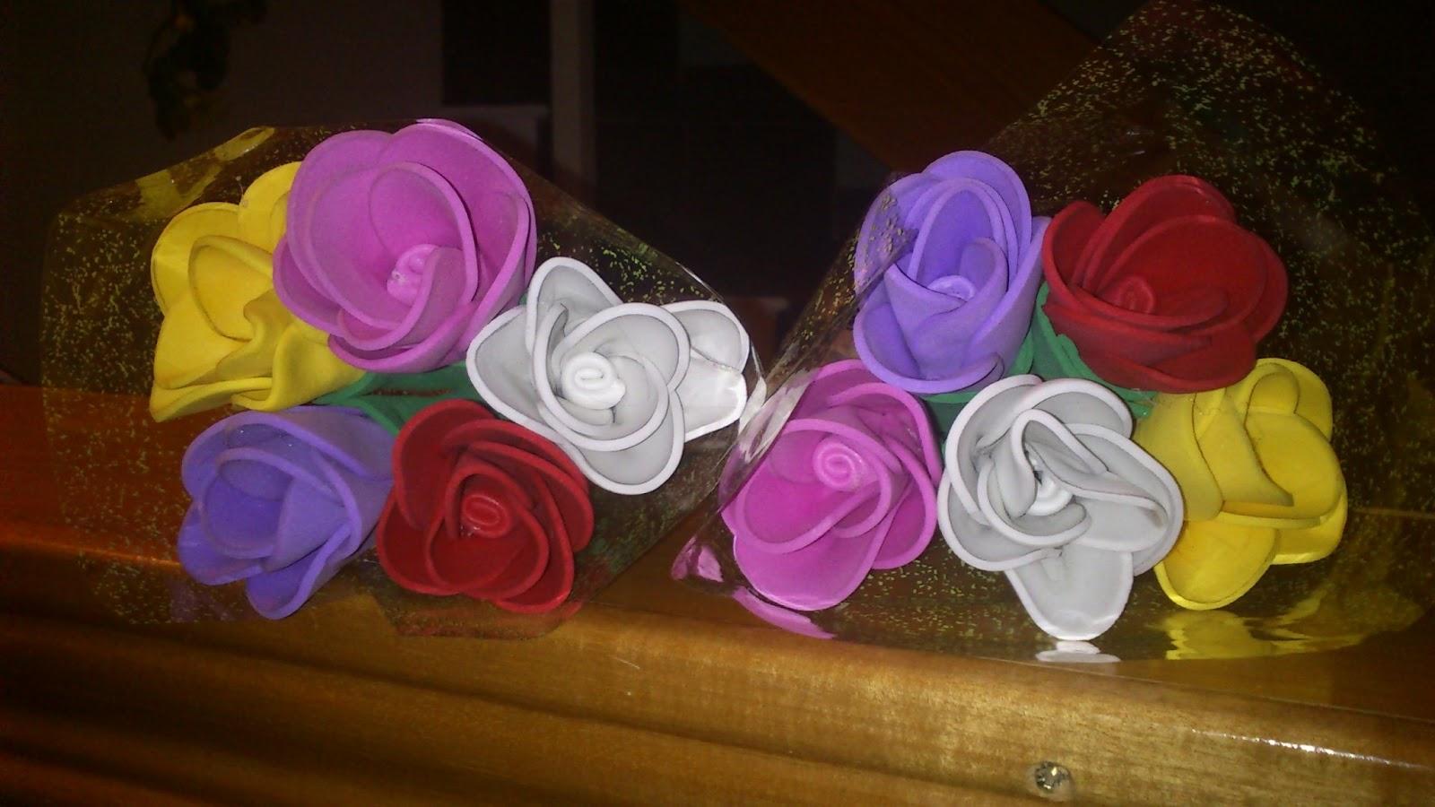 Regala una fofucha ramo de flores para regalar - Ramos para regalar ...