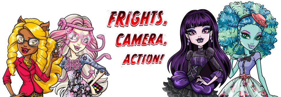 Frights, Camera, Action!