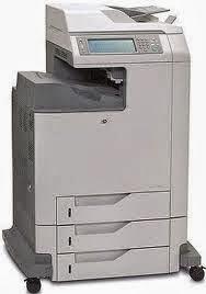 Drivers Impressora HP LaserJet 4730x