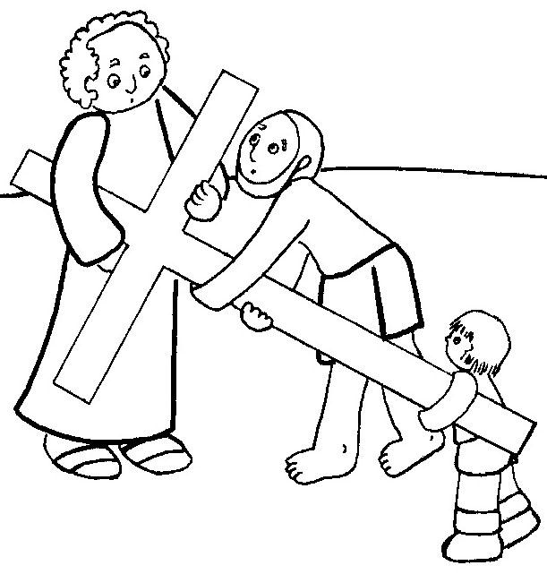 Compartiendo por amor: Pasión de Jesús a través de la mirada de un niño