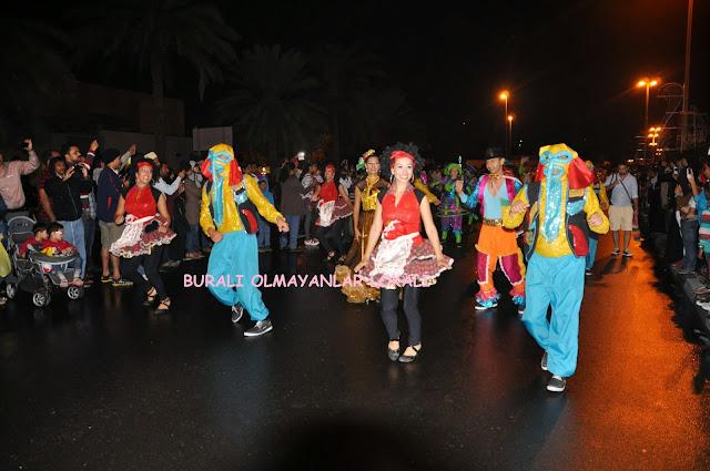 Buralı Olmayanlar Lokali-Dubai Shopping Fest