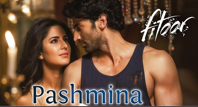 Pashmina Guitar CHORDS, Hindi song from the movie FITOOR