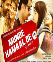 Munde Kamaal De 2015 full hd movie Watch online