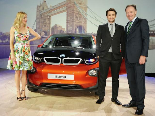 BMW i3 Gets a Global Debut