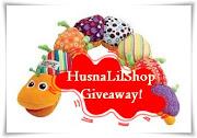 HusnaLilShop Giveaway!