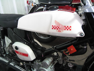 Honda Super Cub 50 Rally Kit Gas Fuel Tank C100 C102 Honda Custom Group For Sale Honda of Chattanooga TN