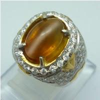 jenis batu permata natural opal cats eye biasa disebut batu permata