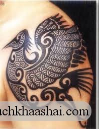 American Tribal Tattoo Designs