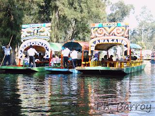 Paysages musicaux du Mexique - Xochimilco