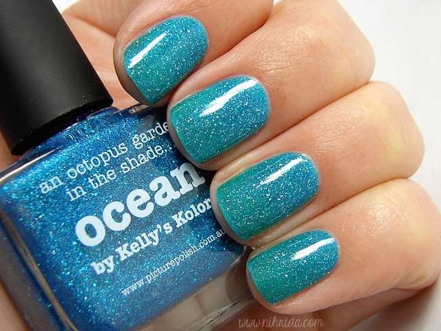 piCture pOlish - Ocean by Kelly's Kolors
