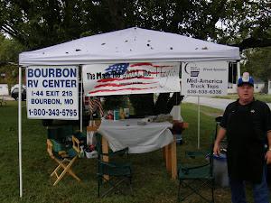 Bourbon, Mo. BBQ Contest
