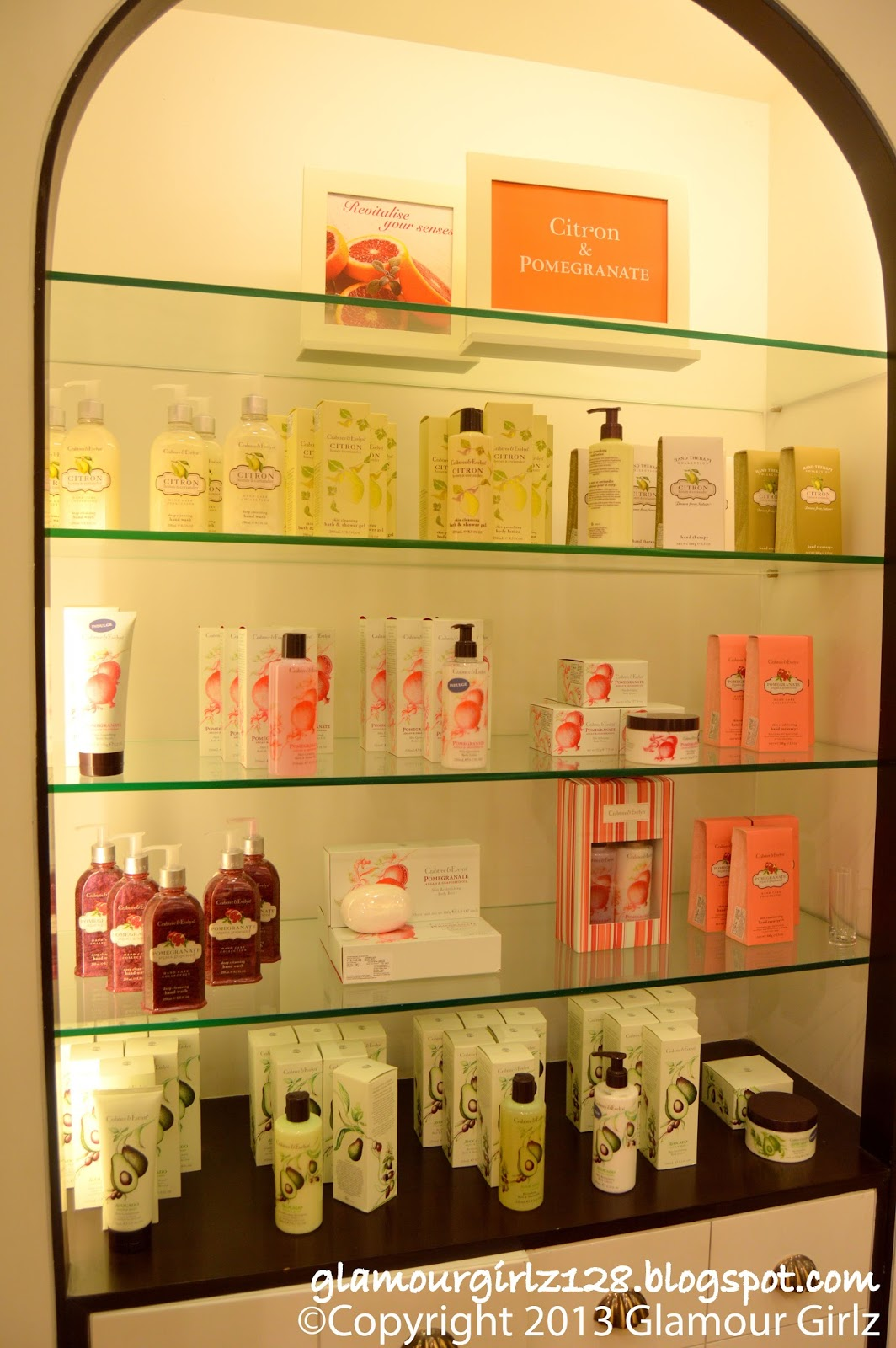 Crabtree & Evelyn Store Launch Party