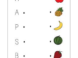 Kindergarten Pattern Worksheet Pdf