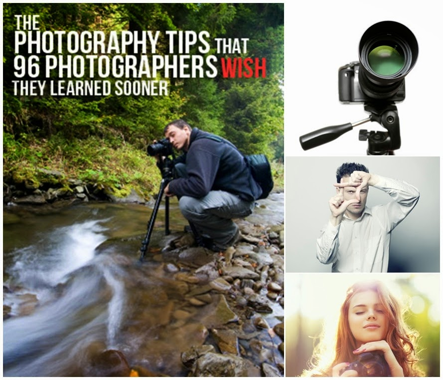 The Photography Tips That 96 Photographers Wish They Would've Learned Sooner