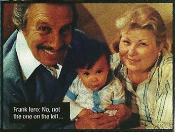 Frank Iero Children