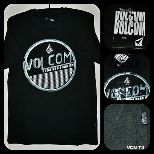 Kaos Surfing Volcom Kode VCM73