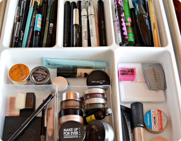 Organizaci n de mi maquillaje tips e ideas mi coqueta - Ideas para hacer un tocador ...