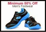 Flipkart: Buy Puma, Lotto, Adidas, Reebok, UCB & More Shoes, Sandals & Slippers at Minimum 50% OFF