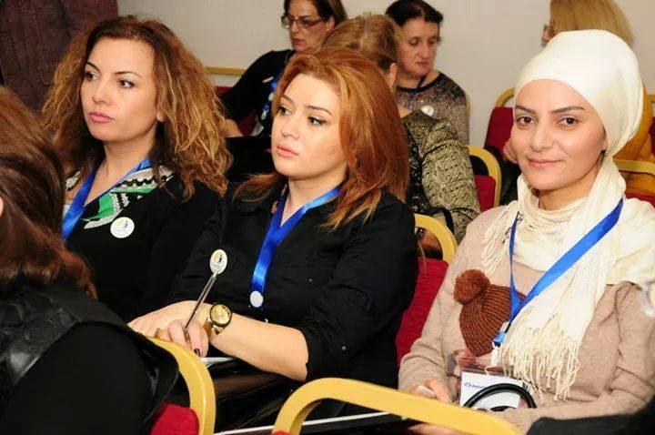 Azərbaycan beynəlxalq eTwinning Plus layihəsində iştirakım.